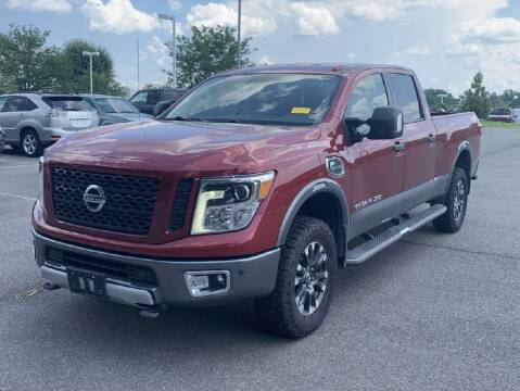 2017 Nissan Titan XD for sale at AH Ride & Pride Auto Group in Akron OH