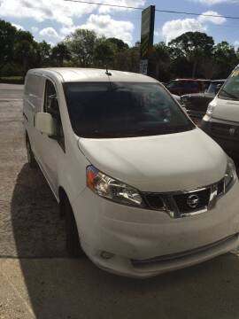 2015 Nissan NV200 for sale at DUNEDIN AUTO SALES INC in Dunedin FL