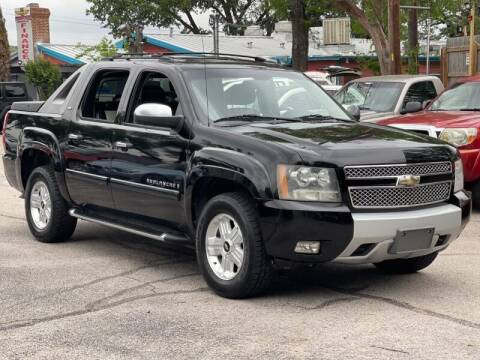 2008 Chevrolet Avalanche for sale at AWESOME CARS LLC in Austin TX