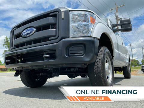 2016 Ford F-250 Super Duty for sale at Prime One Inc in Walkertown NC