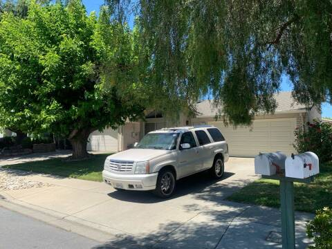 2003 Cadillac Escalade for sale at Blue Eagle Motors in Fremont CA