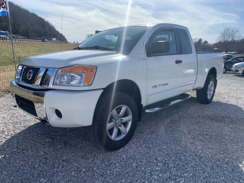 2008 Nissan Titan for sale at Gary Sears Motors in Somerset KY