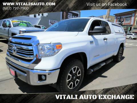 2016 Toyota Tundra for sale at VITALI AUTO EXCHANGE in Johnson City NY