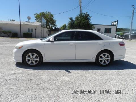 2009 Toyota Camry for sale at Town and Country Motors in Warsaw MO