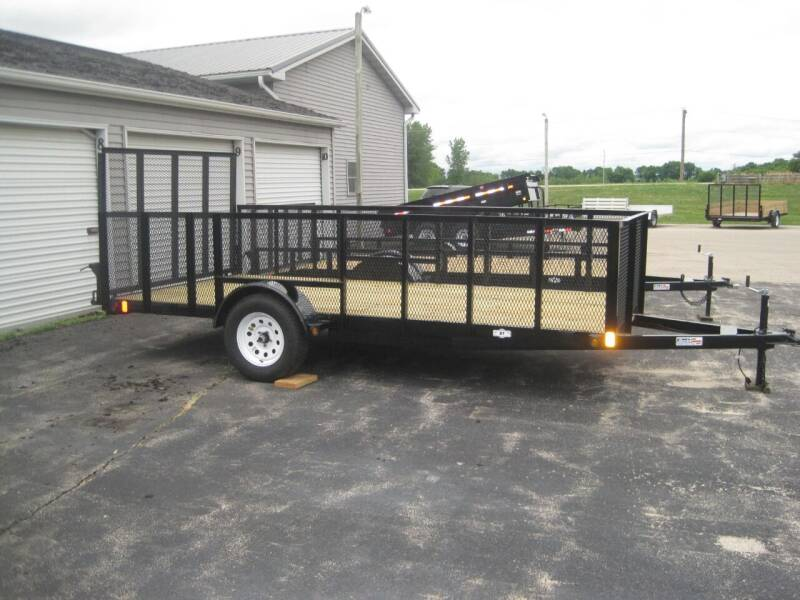 2020 Liberty 83 IN X 14 FT for sale at G T AUTO PLAZA Inc in Pearl City IL