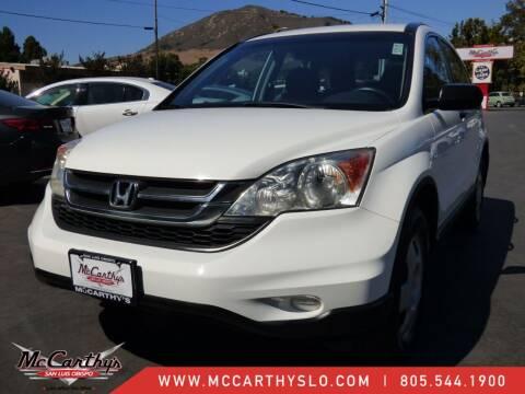 2011 Honda CR-V for sale at McCarthy Wholesale in San Luis Obispo CA