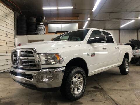 2011 RAM Ram Pickup 2500 for sale at T James Motorsports in Gibsonia PA