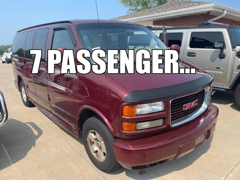 2001 GMC Savana Passenger for sale in Wentzville, MO