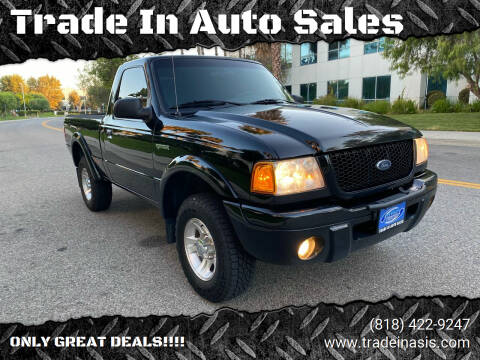 2003 Ford Ranger for sale at Trade In Auto Sales in Van Nuys CA