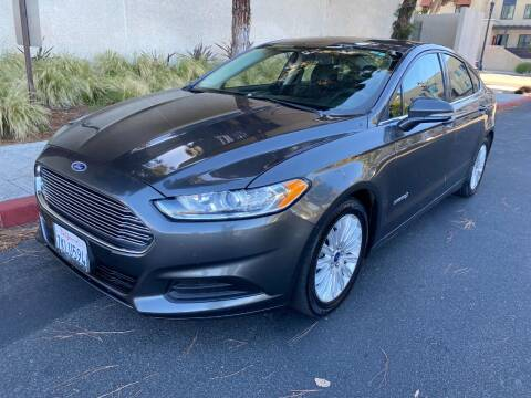 2015 Ford Fusion Hybrid for sale at Korski Auto Group in National City CA