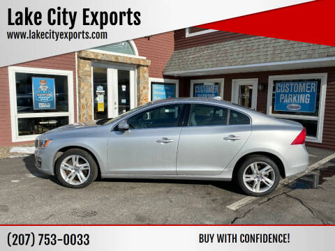 2015 Volvo S60 for sale at Lake City Exports - Lewiston in Lewiston ME