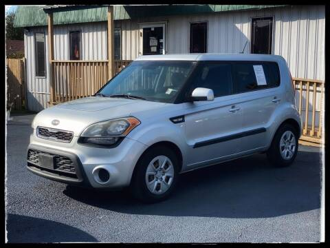2012 Kia Soul for sale at ASTRO MOTORS in Houston TX