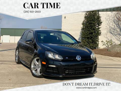 2012 Volkswagen Golf R for sale at Car Time in Philadelphia PA