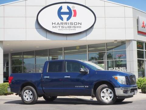 2019 Nissan Titan for sale at Harrison Imports in Sandy UT