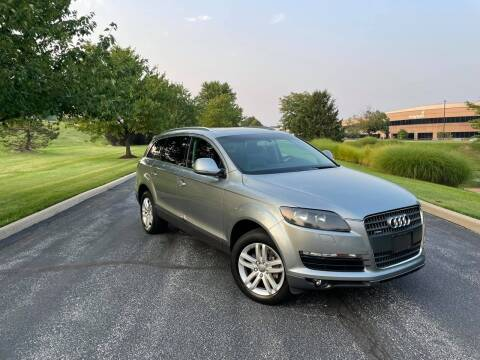2009 Audi Q7 for sale at Q and A Motors in Saint Louis MO