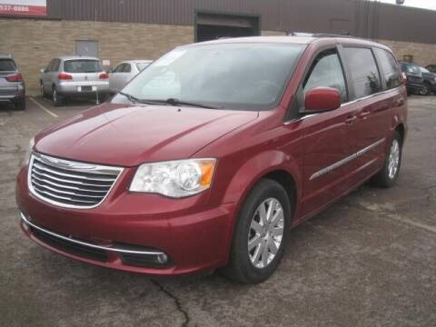 2013 Chrysler Town and Country for sale at ELITE AUTOMOTIVE in Euclid OH