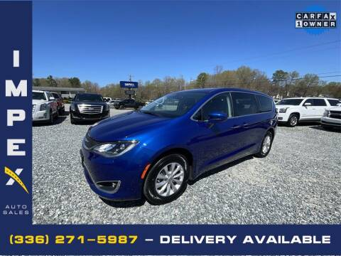 2019 Chrysler Pacifica for sale at Impex Auto Sales in Greensboro NC