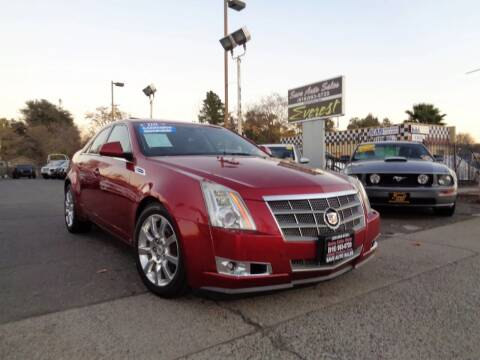 2008 Cadillac CTS for sale at Save Auto Sales in Sacramento CA