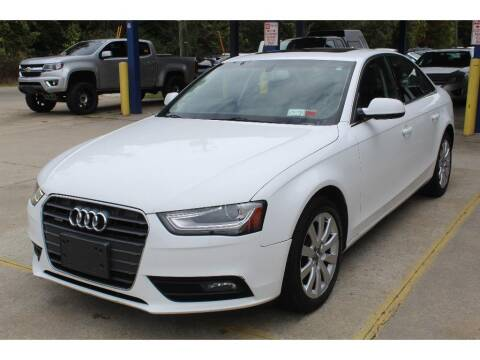 2013 Audi A4 for sale at Inline Auto Sales in Fuquay Varina NC