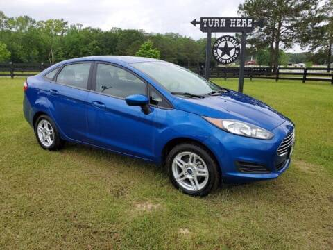 2019 Ford Fiesta for sale at Bratton Automotive Inc in Phenix City AL