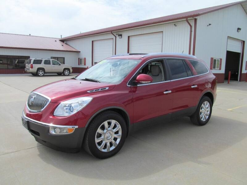 2012 Buick Enclave for sale at New Horizons Auto Center in Council Bluffs IA