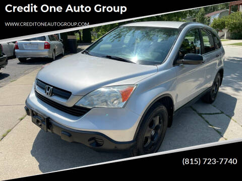 2009 Honda CR-V for sale at Credit One Auto Group in Joliet IL