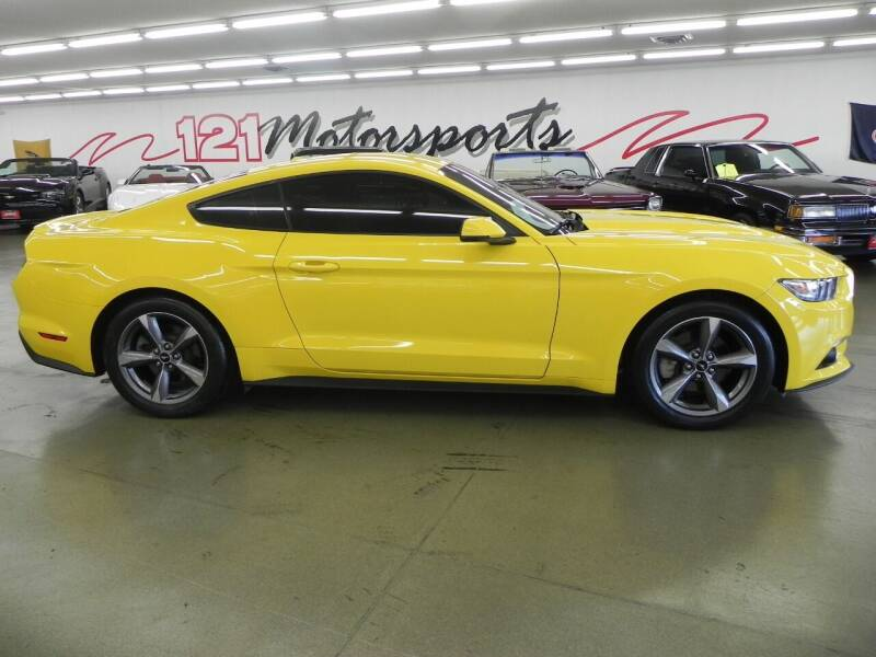 2016 Ford Mustang for sale at 121 Motorsports in Mt. Zion IL