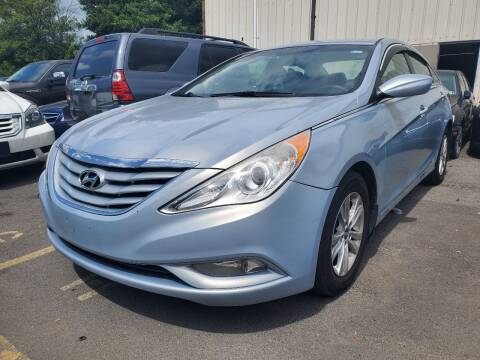 2013 Hyundai Sonata for sale at M & M Auto Brokers in Chantilly VA