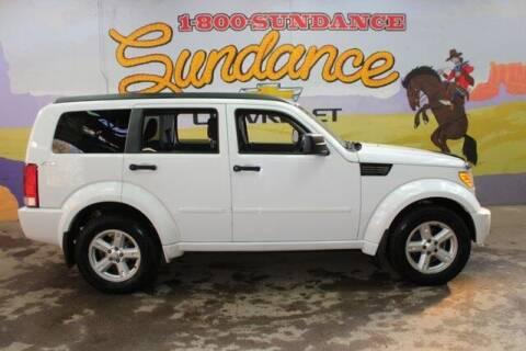 2011 Dodge Nitro for sale at Sundance Chevrolet in Grand Ledge MI