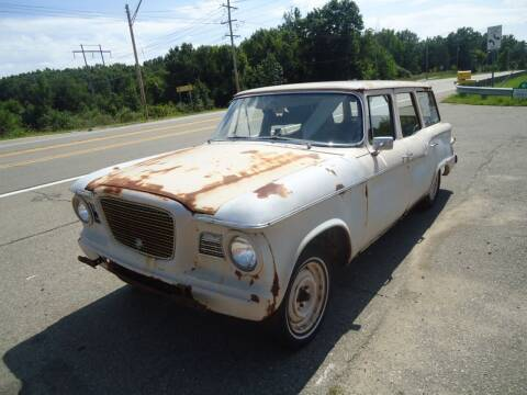 1960 Studebaker Lark for sale at Marshall Motors Classics in Jackson Michigan MI