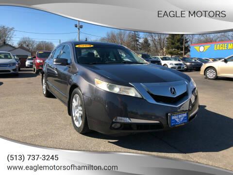 2009 Acura TL for sale at Eagle Motors in Hamilton OH