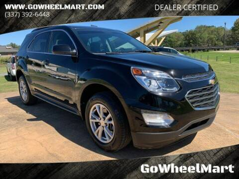 2016 Chevrolet Equinox for sale at GOWHEELMART in Available In LA