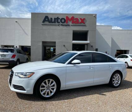 2015 Audi A6 for sale at AutoMax of Memphis in Memphis TN