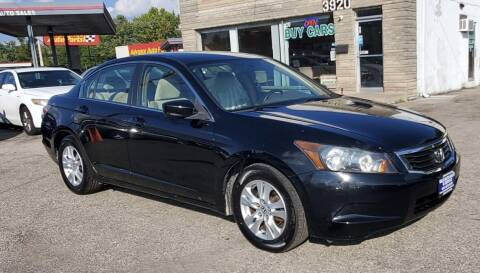 2009 Honda Accord for sale at Nile Auto in Columbus OH