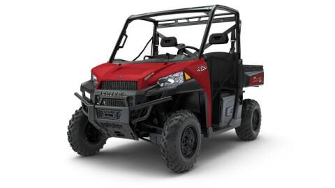 2018 Polaris Ranger XP 900 EPS