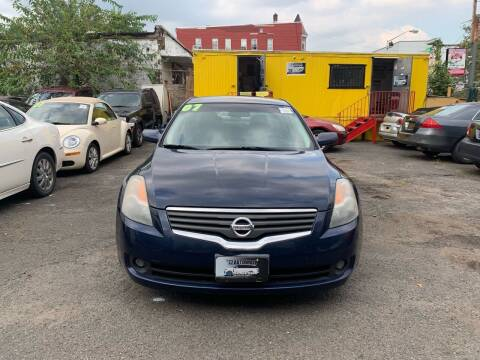 2007 Nissan Altima for sale at 77 Auto Mall in Newark NJ
