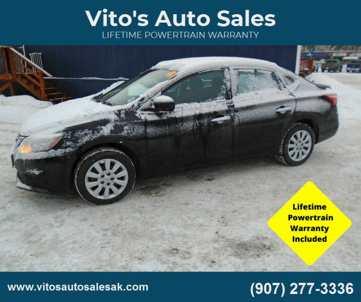 2019 Nissan Sentra for sale at Vito's Auto Sales in Anchorage AK