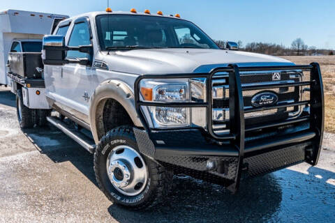 2011 Ford F-350 Super Duty for sale at Fruendly Auto Source in Moscow Mills MO