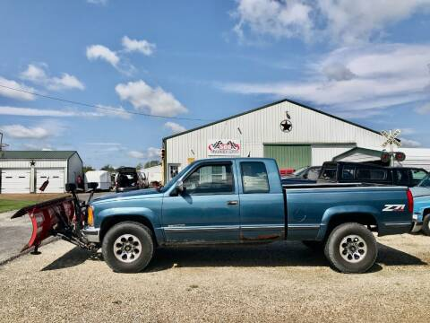 1992 Chevrolet C/K 1500 Series for sale at 500 CLASSIC AUTO SALES in Knightstown IN