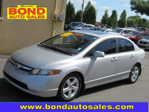 2008 Honda Civic for sale at Bond Auto Sales in St Petersburg FL