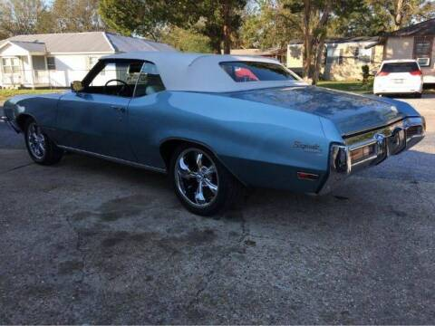 1971 Buick Skylark for sale at Classic Car Deals in Cadillac MI