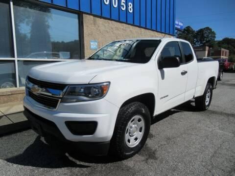 2016 Chevrolet Colorado for sale at 1st Choice Autos in Smyrna GA
