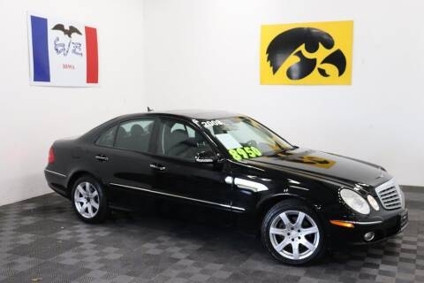 2008 Mercedes-Benz E-Class for sale at Carousel Auto Group in Iowa City IA