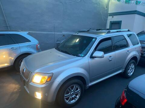 2010 Mercury Mariner for sale at MG Auto Sales in Pittsburgh PA