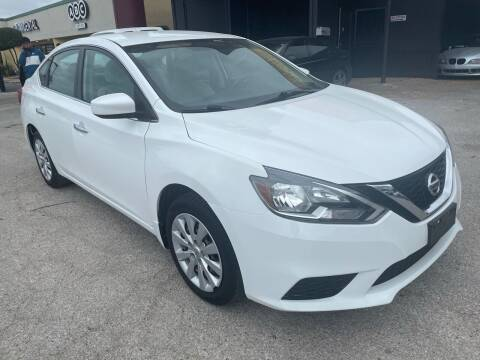2017 Nissan Sentra for sale at Austin Direct Auto Sales in Austin TX
