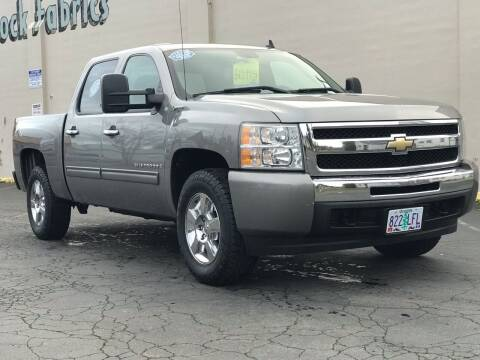 2009 Chevrolet Silverado 1500 Hybrid for sale at Salem Auto Market in Salem OR