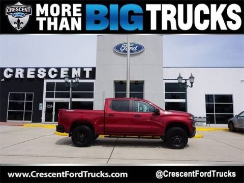 2020 Chevrolet Silverado 1500 for sale at Crescent Ford in Harahan LA