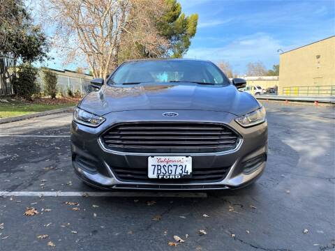 2014 Ford Fusion for sale at TOP QUALITY AUTO in Rancho Cordova CA