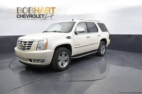 2007 Cadillac Escalade for sale at BOB HART CHEVROLET in Vinita OK