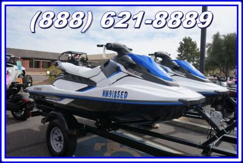 2017 Yamaha WAVE RUNNER for sale at Motomaxcycles.com in Mesa AZ